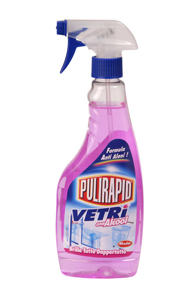 Pulirapid Vetri 500 ml