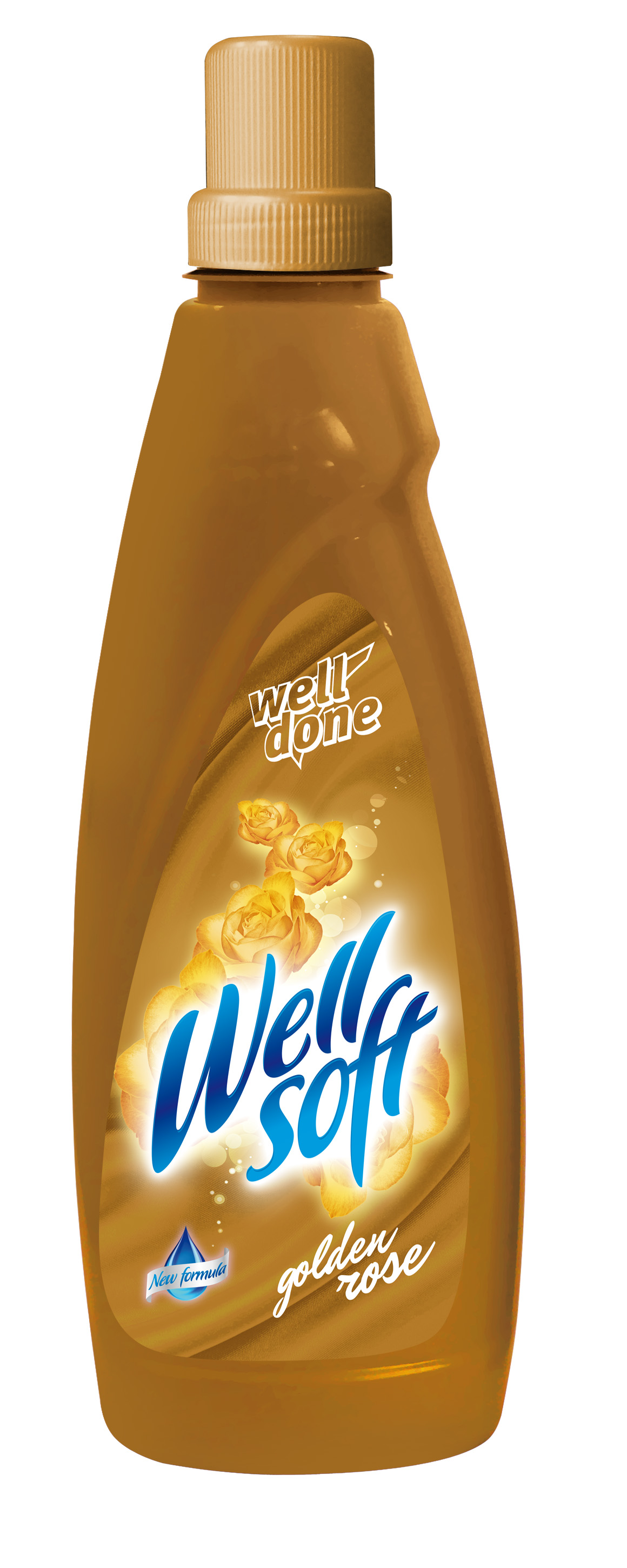 Wellsoft-koncentrovaná aviváž Golden Rose,1000ml