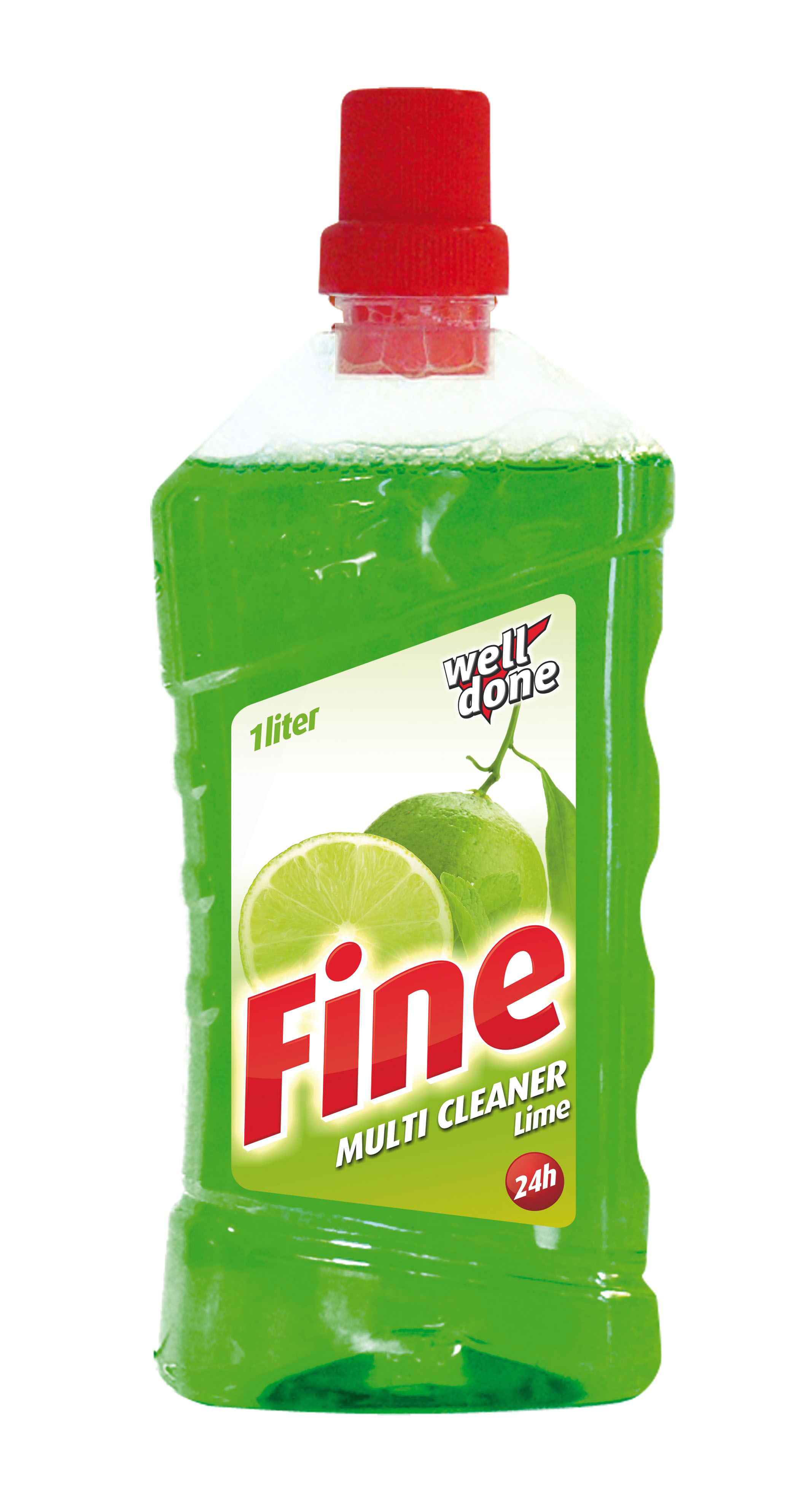 Fine Multi Cleaner - Lime, 1000ml