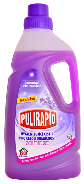 Pulirapid Lavanda 1000ml