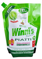 Winni´s Piatti Lime Ecoricarica 1000 ml