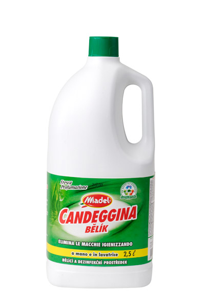 Candeggina Profumata 2500 ml