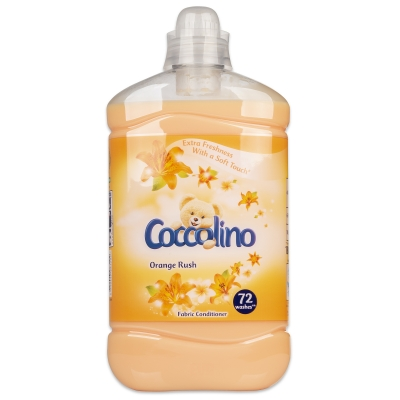 Coccolino Orange Rush 1,8L-aviváž