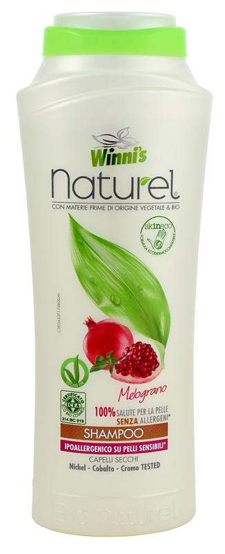 WINNI´S NATUREL Shampoo Melograno 250 ml